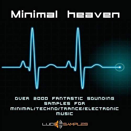 2235 Great Sounding Wav Samples para Minimal Techno, Minimal Trance. El paquete de muestra incluye ejemplos mínimos de batería, bucles mínimos, sonidos mínimos y más|WAV Files DVD non BOX