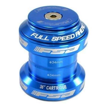 "flat RED FSA Headset Top Cap cycling 1-1//8/"" Stem"