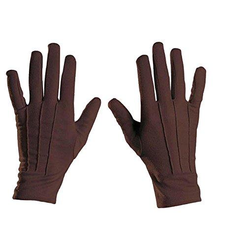 WIDMANN Aptafêtes–Handschuhe Polyester Erwachsene Einheitsgröße Höchste Qualität–Größe 22cm