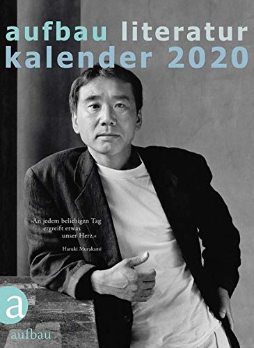 Aufbau Literatur Kalender 2021: 54. Jahrgang