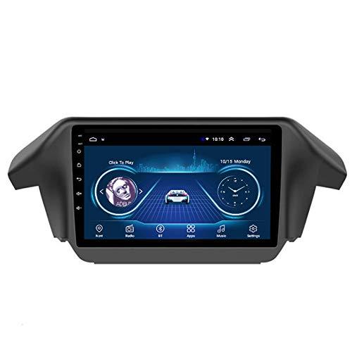 JALAL Navegador GPS para Coche para Honda Odyssey 2009-2014 2 DIN Android autoradio 2.5D IPS Pantalla táctil Bluetooth Manos Libres Mirror Link Compatible con teléfonos Android e iOS