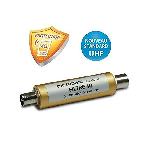 Metronic 432148 Filtre 4G 9.52mm 694MHz