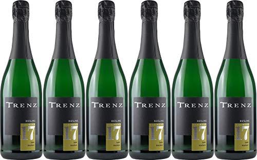 Trenz Riesling Sekt 2018 Trocken (6 x 0.75 l)