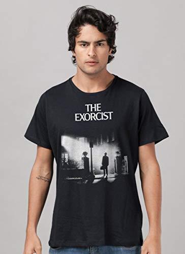 Camiseta O Exorcista Filme Oficial Masculina