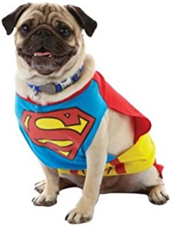DC Comics Superman Dog Costume XS