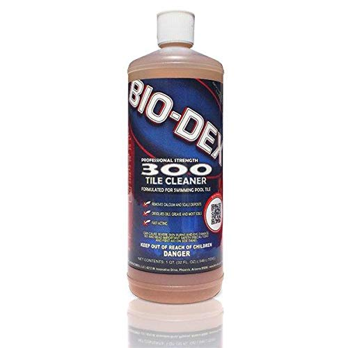 BIODEX LABORATORIES Bio-Dex #300 Tile Cleaner, 1 qt. BD300