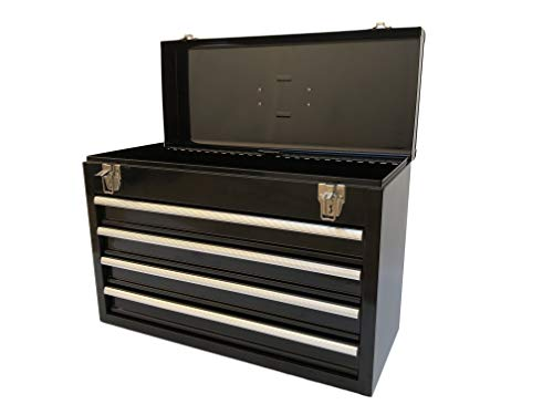 Workington Portable Metal Tool Chest with 4 Drawers, 20' 4-Drawer Tool Chest...