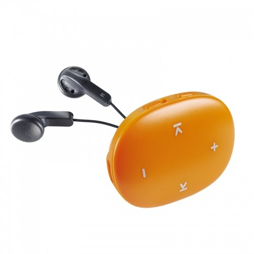 Intenso Music Dancer MP3-Player (8GB) orange