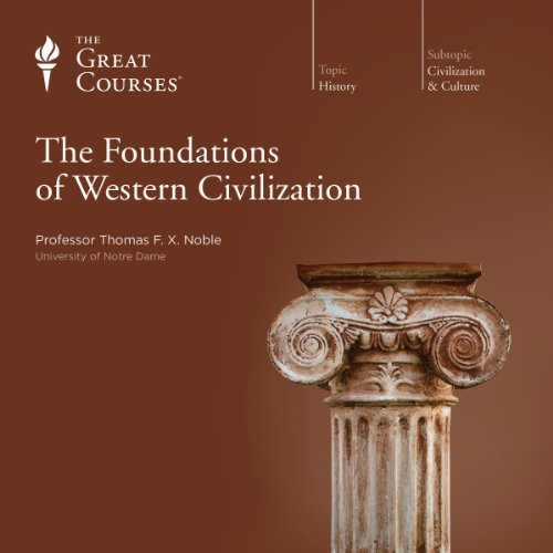 The Foundations of Western Civilization Titelbild