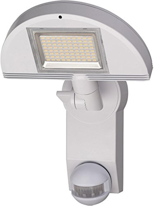 Brennenstuhl LED-Strahler Premium City   LED-Leuchte (für auen und innen mit Bewegungsmelder, IP44, drehbar, 40 W, 3000 K)