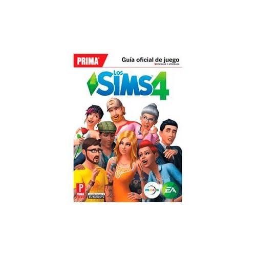 Guía Oficial Los Sims 4 en Castellano - Prima Games