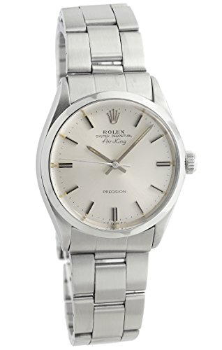 Rolex Air King 5500 Review