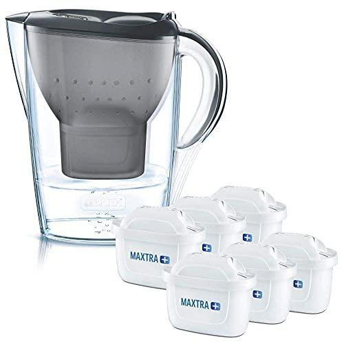 Brita Marella Cool–Filtre à eau (256mm, 104mm, 258mm, 6pièce (s))
