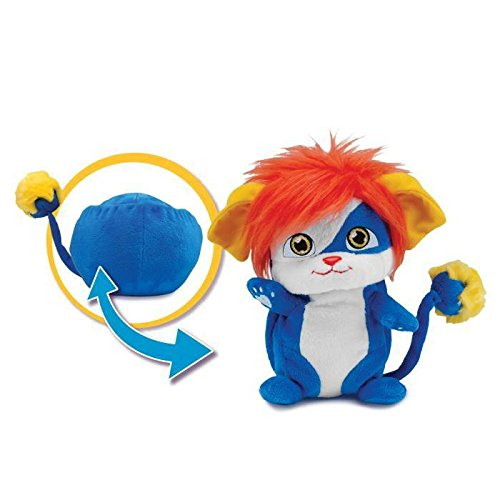 POPPLES - Peluche Transformable 20cm - Modele Izzy