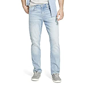 Men's Big & Tall Comfort Stretch Relaxed Fit Jean, Dusty Blue