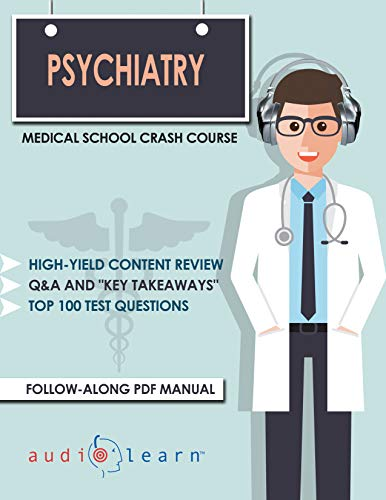 Psychiatry - Medical School Crash Course - Original PDF