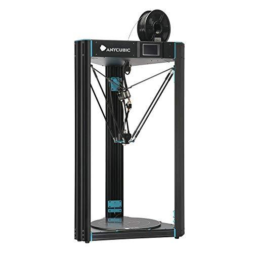 ANYCUBIC - Impresora 3D Anycubic Predator 24 V con nivelación automática Gran Volumen de impresión 370 mm (D) x 460 mm (H) para filamento 1,75 mm PLA,ABS,TPU