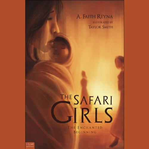 The Safari Girls audiobook cover art
