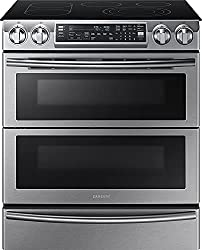 Samsung 5.8 Cu. Ft. Electric Slide-in Flex Duo Range