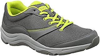 Women's Action Kona Lace-up Walking Fitness Shoes - Ladies Sneakers with Concealed Orthotic Arch Support