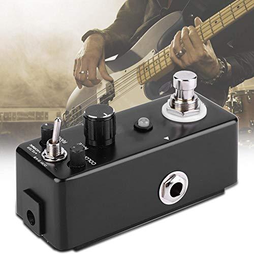 Guitar Flanger, Klassischer Analogeffekt, vielseitiger manueller Filtermodus Flanger Guitar Effects Pedal, für E-Gitarren-Performance