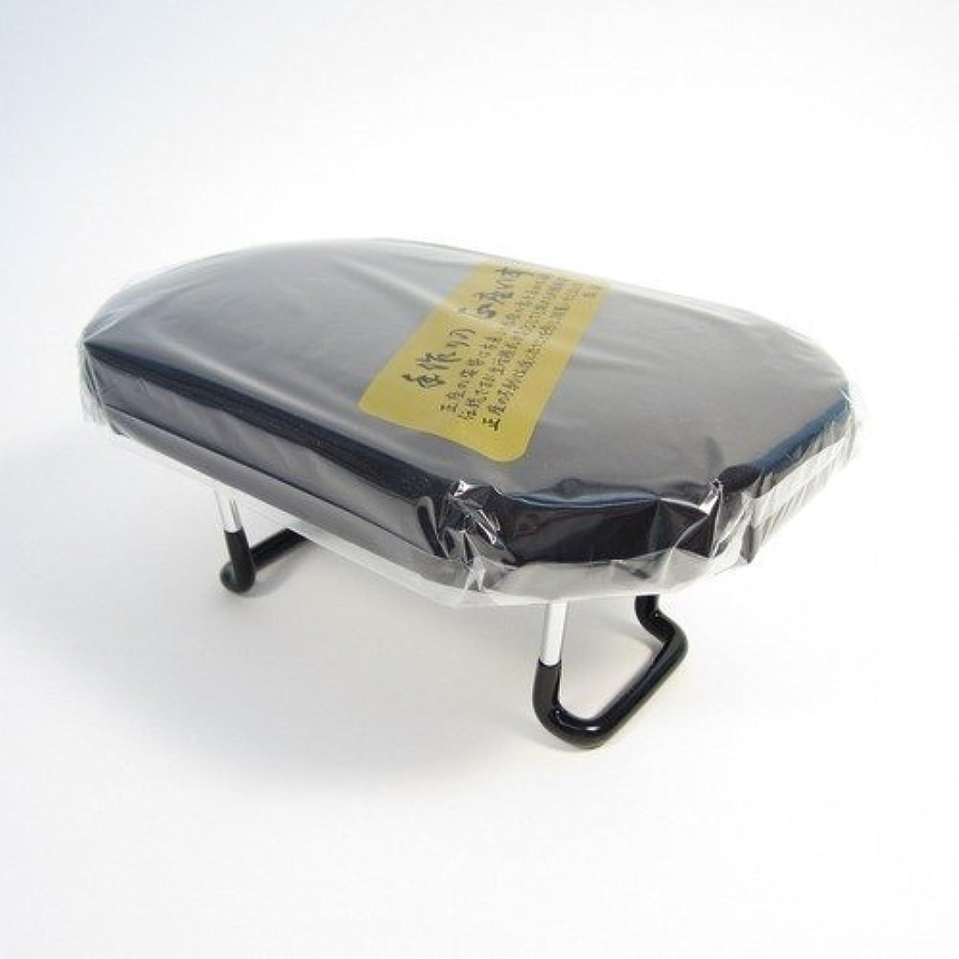 味方快い食堂住友産業 コンパクト らくらく正座椅子D-8 ワンタッチ式 フォーマル 黒