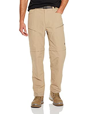 The North Face Paramount Trail Convertible Pants Dune Beige SM 32