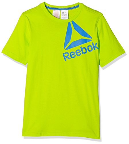 T-Shirt Fille Reebok Bwn43 T