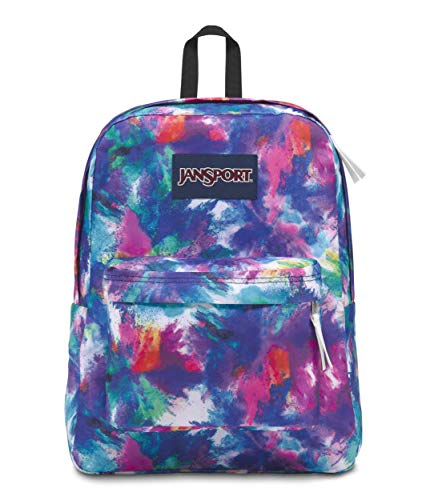 JanSport SuperBreak Backpack, Pink Mist