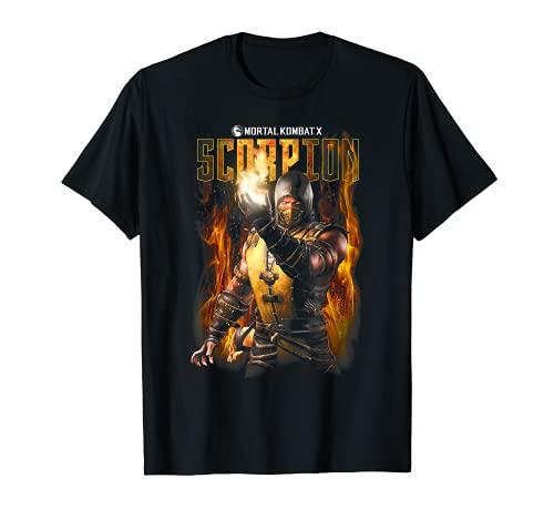 Mortal Kombat X Scorpion T-Shirt