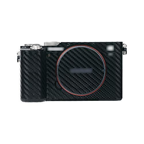 Kiwifotos Kameragehäuse Schutzfolie für Sony a7C Kamera, kratzfest, mit Karbonfaser-Muster