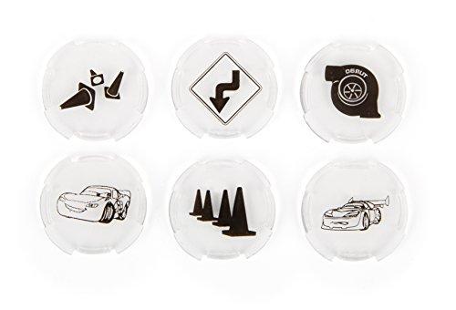 Small-Foot-40344-Disney-Cars-3-Taschenlampe-mit-6-austauschbaren-Linsen-zum-Projizieren-in-Blisterverpackung-52-x-14-x-9-cm