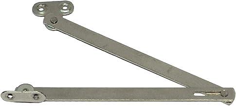 Mobila RS01324 stangen voor schildersezel, rechts, links, messingt, 250 mm, 2 stuks