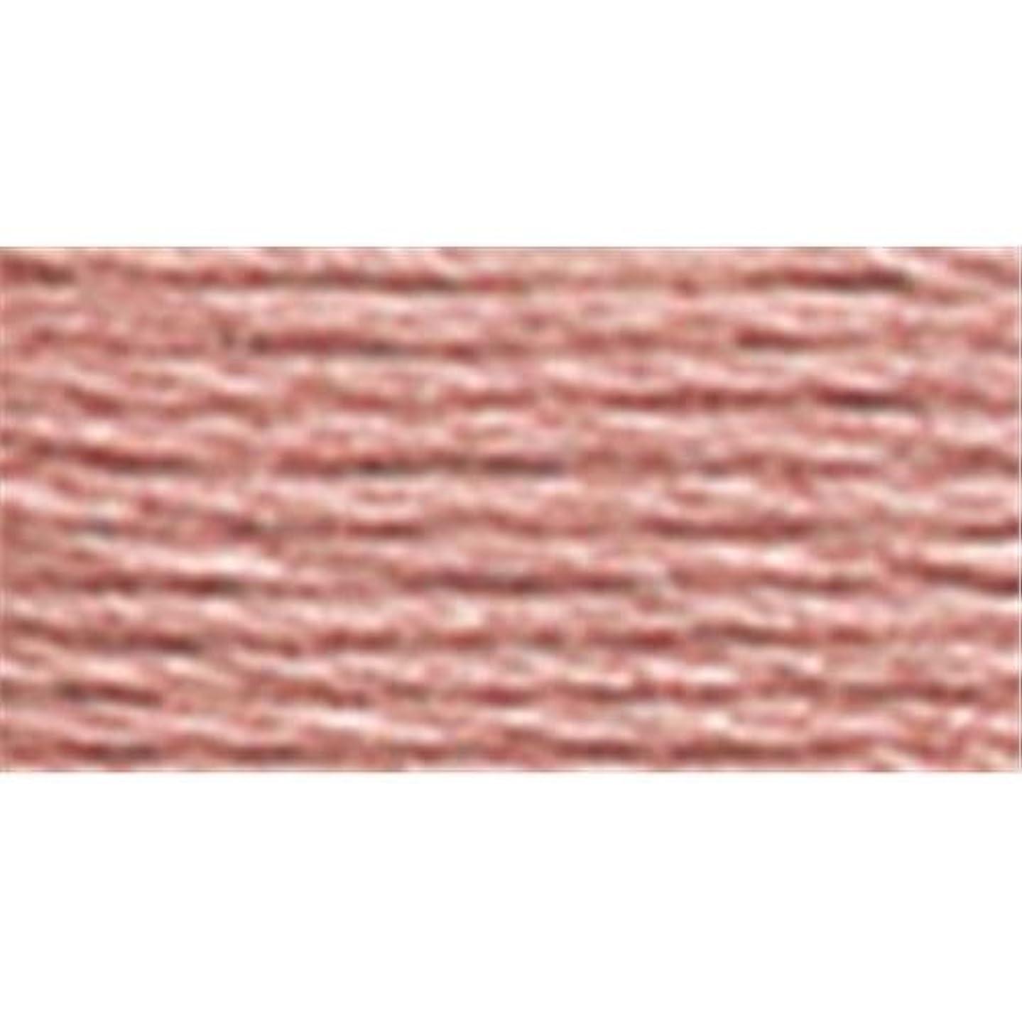 DMC 115 3-224 Pearl Cotton Thread, Very Light Shell Pink