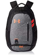 Under Armour UA Hustle 4.0 Backpack, unisex rugzak met praktische zakken, waterafstotende dagrugzak met veel ruimte