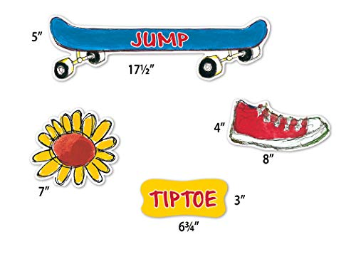 Pete The Cat My Groovy Shoes Sensory Path Photo #2