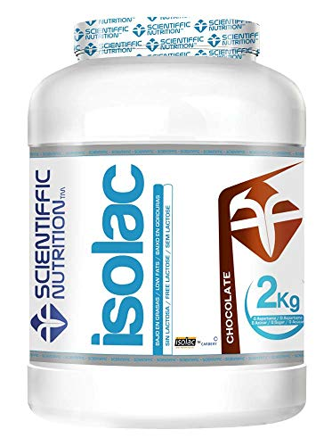 Isolac Whey Protein 2Kg Chocolate Isolac