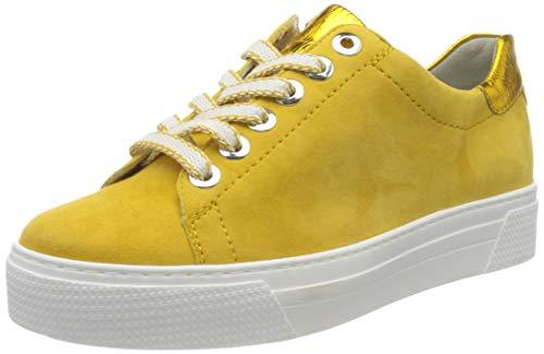 Semler Damen Alexa Sneaker, Gelb (Sun 098), 40 EU