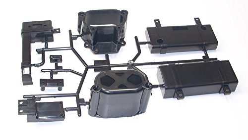 TAMIYA 1:10 Ford F-350 High-Lift Ersatzteil 9115172 R-Teile Akkuhalterung TFH®