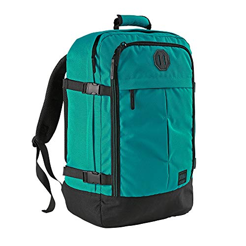 Cabin Max Metz Travel Backpack| Hand Luggage Flight Bags Cabin Bags 55 x 40 x 20 (Vintage Teal)