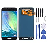 GHFPCASE pour Schermo LCD e Digitizer Full Assembly (Materiale TFT) for Galaxy A3 (2017), A320FL, A320F, A320F / DS, A320Y / DS, A320Y (Nero) (Colore : Black)