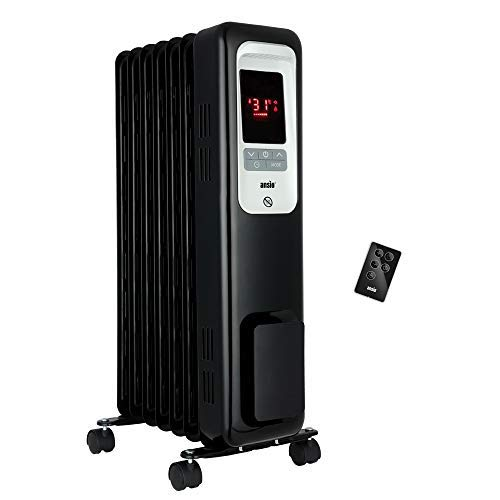ANSIO Oil Filled Radiator Heater with 11...