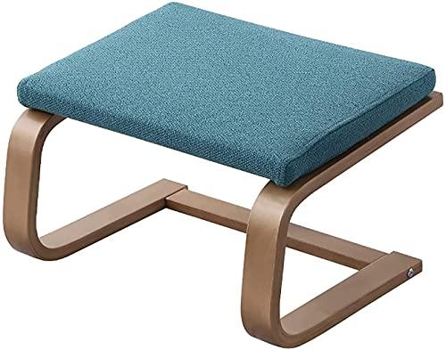 FCPLLTR Poggiapiedi Poggiapiedi ergonomico, sotto Reception Poggiapiedi per casa e Ufficio Accessori per Ufficio (Colore: Stile 9, Dimensione: Noce Colore) (Color : Style 1, Size : Walnut Color)