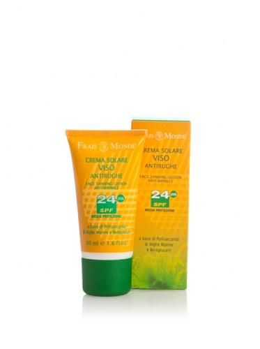 Frais Monde Face Tanning Lotion Anti Crema Da Sole Anti Rughe - 1 Prodotto