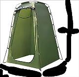 Portable Tienda de Baño de Camping Carpa baño, Pop Up, Tienda cambiante...