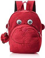 Kipling Faster School Backpack, 28 cm, 7 Litres, Pink (True Pink)