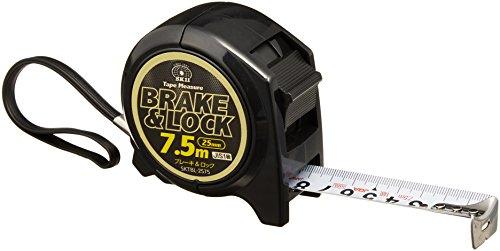 SK11 コンベックス ブレーキ&ロック テープ幅25mm 7.5m SKTBL-2575