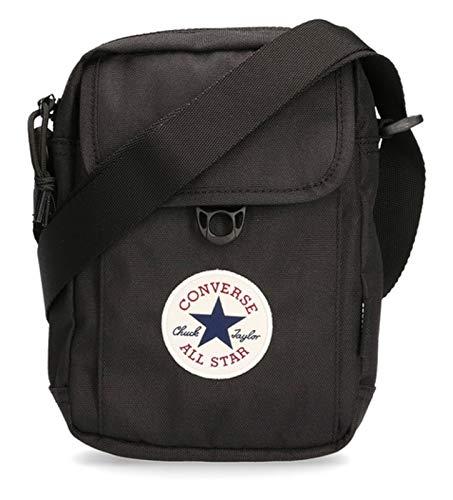 Converse Cross Body 2 10020540-A01; Unisex pouch bag; 10020540-A01; black; EU ( UK), einheitsgröße