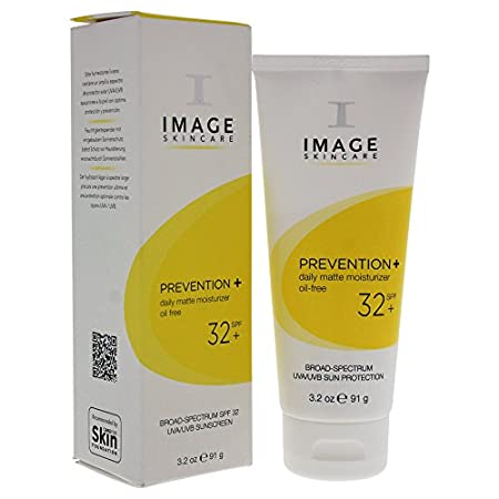 Beauty Shopping IMAGE Skincare + Daily Matte Moisturizer Oil Free SPF 32 3.3 oz