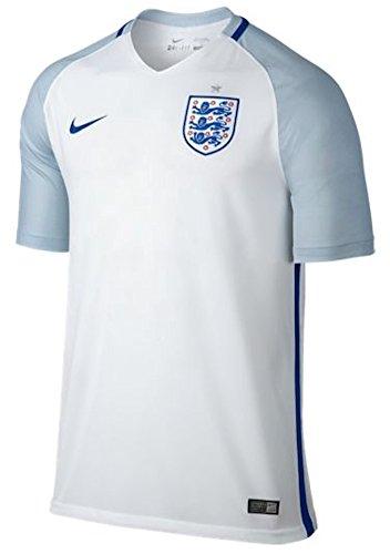 Nike ENT YTH SS AW Stadion Trikot–Offizielles Trikot L Blanco/Gris/Azul